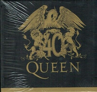 Queen  40th Anniversary 30 CD Box Set  New Sealed Free Shipping