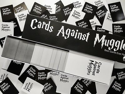 Cards Against Muggles Harry Potter - FREE Shipping