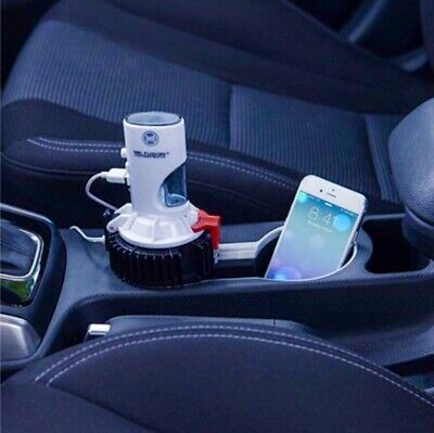 Back To The Future Mr- Fusion USB Car Charger To Charge All Phones