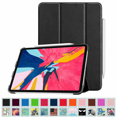 Smart Case for Apple iPad Pro 12-9 Inch 3rd Gen 2018 Cover with Auto WakeSleep