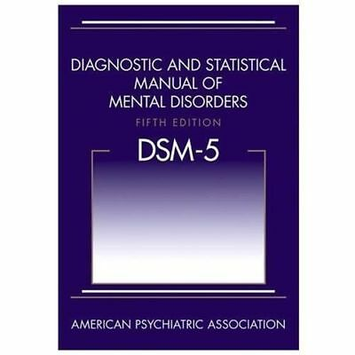 PDF DSM-5 Diagnostic and Statistical Manual of Mental Disorders 5th Edition