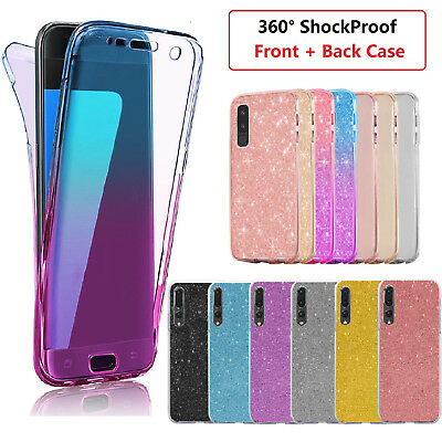 Huawei P30 P20 Pro Lite Mate 20 Case Shockproof TPU Silicone Protective Cover