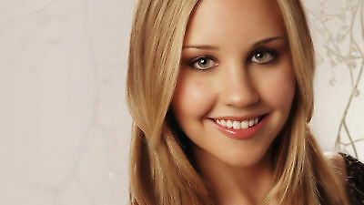 Amanda Bynes Wallpapers 8x10 Picture Celebrity Print