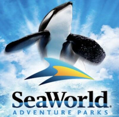 SEAWORLD ORLANDO TICKETS 93 - FREE ALL DAY DINING A PROMO TOOL DISCOUNT SAVINGS