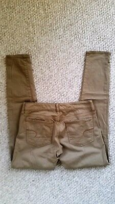 womens american eagle outfitters jeggings size 2