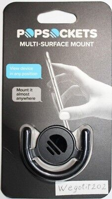 PopSockets PopClick Mount 201000  For All PopSocket Stands And Grip