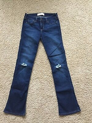 Hollister Co- Boot Cut Womens Jeans Size 5R