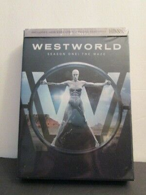 WESTWORLD  SEASON ONE THE MAZE