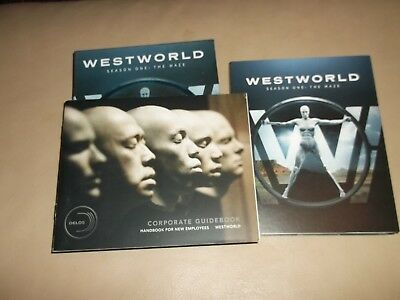 Westworld The Complete First Season Blu-ray Disc 2017 Digital
