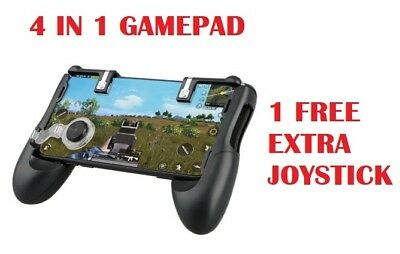 Gaming Joystick Controller Mobile For All Phones - Shooters For PUBG - Fortnite
