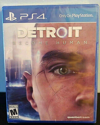Detroit Become Human PlayStation 4 2018