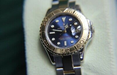 Rolex Yachtmaster 29mm Two-Tone model 169623