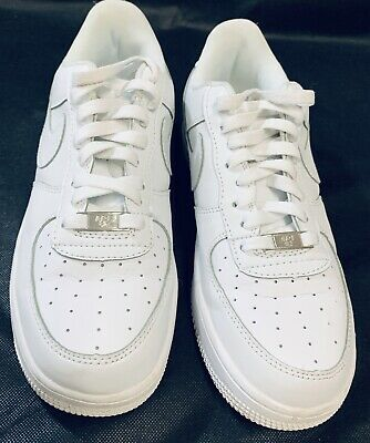 Nike Air Low Shoes WhiteWhite Size 8-5
