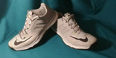 Nike Zoom Speed TR3 Training Shoes GrayWhite  Size 12  804401-007