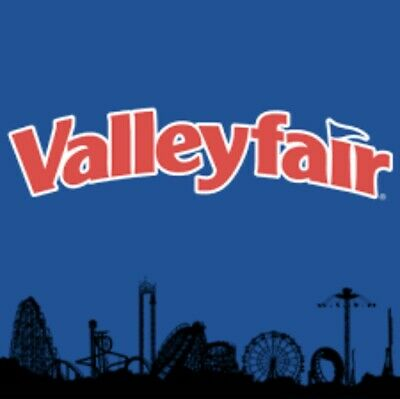 VALLEYFAIR TICKETS 32 PROMO DISCOUNT SAVE TOOL - MEAL - PARKING - 2ND DAY