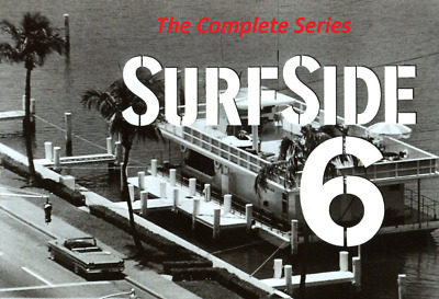 SURFSIDE 6 COMPLETE TV SERIES BOTH SEASONS ABSOLUTE BEST QUALITY AVAILABLE