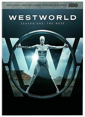 Westworld the complete first 1st season DVD 2017NEW sealed Free Shipping
