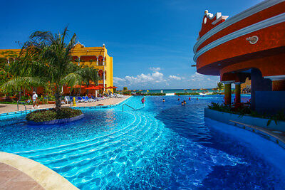 Timeshare at the Royal Haciendas in Playa del Carmen Mexico