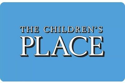 100 The Childrens Place Gift Card