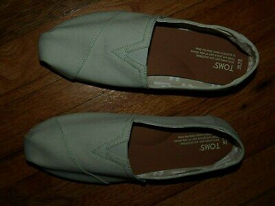 Womans cotton shoes TOMS Size W 10