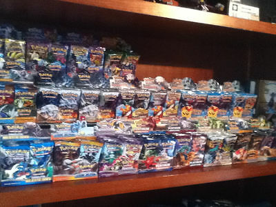 1 POKEMON BOOSTERS FACTORY SEALED RANDOM ALL SETS  12 PACK