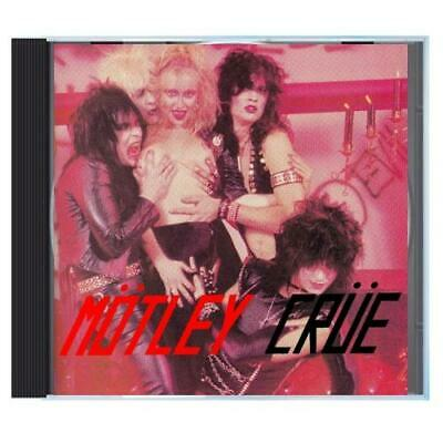 Motley Crue The Early Years Demo CD