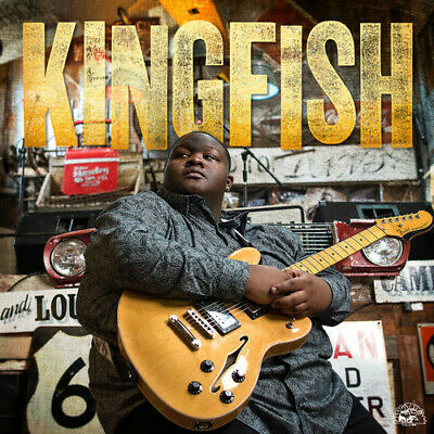 Christone Kingfish Ingram Kingfish BRAND NEW CD