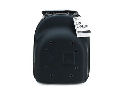 New Era Cap Carrier 6 Pack Black Brand New With Shoulder Strap