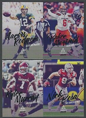 2019 Panini Luminance Veterans and Rookies 1-200 COMPLETE YOUR SET You Pick