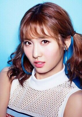 Profile pictures of twice members