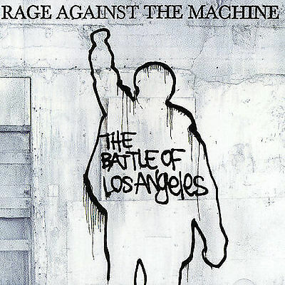 Battle of Los Angeles by RAGE AGAINST THE MACHINE