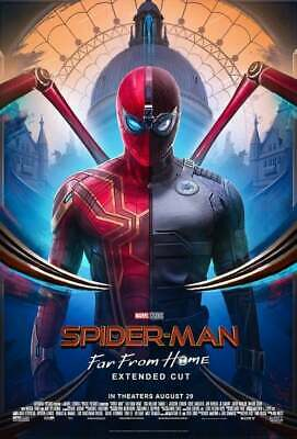 TWO 8 FANDANGO code Spider-Man Far From Home Movie Money Cash 16 off 2 Tickets
