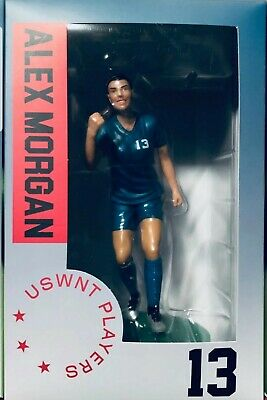 USWNT Soccer World Cup USA Figure Alex Morgan NEW MIB World Champion BIN