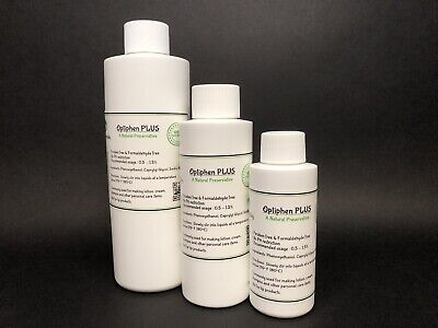 OPTIPHEN PLUS - Optiphen - Natural Preservative For Lotions Creams Absorbic Acid