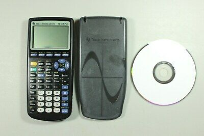Texas Instruments TI-83 Plus Graphing Calculator Fast Free Shipping