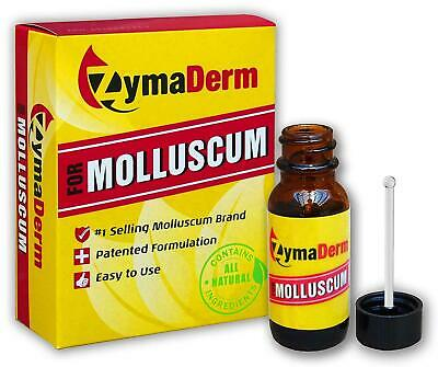 ZymaDerm for Molluscum Natural Fast Gentle Painless – FDA Registered – 1021