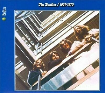 The Beatles - Blue Album 1967-1970 Remastered 2CD 2010 Brand New Fast Shipping