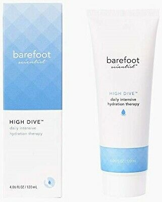 barefoot scientist HIGH DIVE Daily Intensive Hydration Therapy 4-06oz120ml NIB