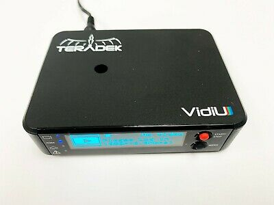 Teradek VidiU H-264 Wireless Streaming Encoder 10-0245 Used