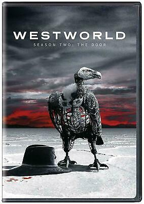 Westworld Season 2 DVD 2018
