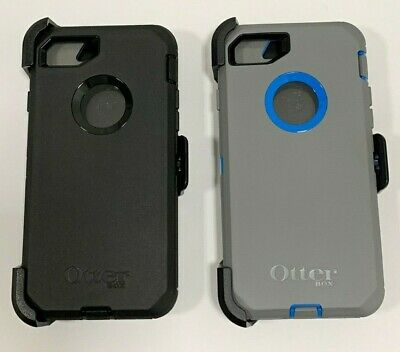 Otterbox Defender Series Case for Iphone 7 - iPhone 8 4-7 with Holster Colors