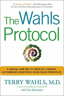 The Wahls protocol how I beat progressive 2014 by Wahls M-D- Terry
