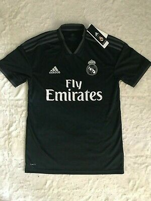 New Official Adidas Real Madrid 2018-19  Away Jersey CG0584 Men's Choose Size