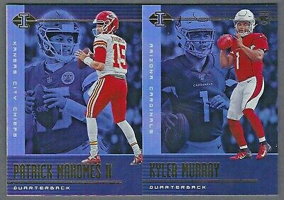 2019 Panini Illusions Football Base - RCs 1-100 Complete Your Set - You Pick