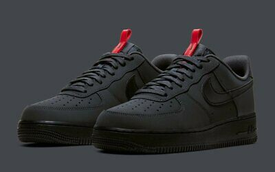 Nike Air Force 1 07 Anthracite Black BQ4326-001 Mens Shoes Multi Size NEW