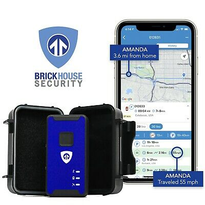 Spark Nano 7 LTE CAR - VEHICLE GPS Tracker With Magnetic Water Resistant Case