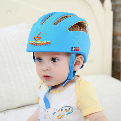 Infant Baby Toddler Safety Helmet Head Protection Hat for Walking Crawling