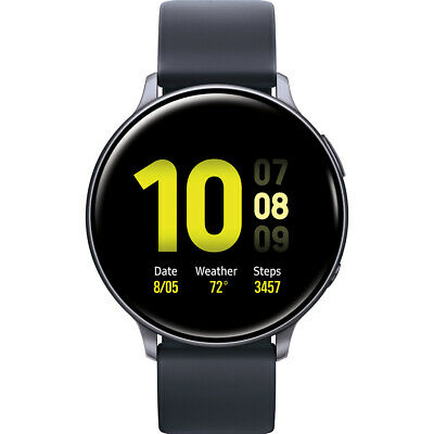 Samsung Galaxy Active2 40mm Smart Watch w Sleep - Heart Rate Monitoring
