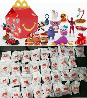 McDONALDS 2019 THE SURPRISE TOYS - 40th ANNIVERSARY LIMITED EDITION - ON HAND