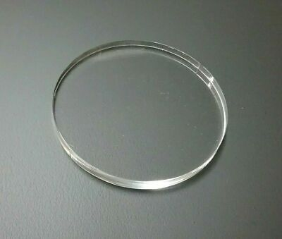 10 pcs 18 Inch Thick Various Size Clear Acrylic Disc  Circle Laser Polished-